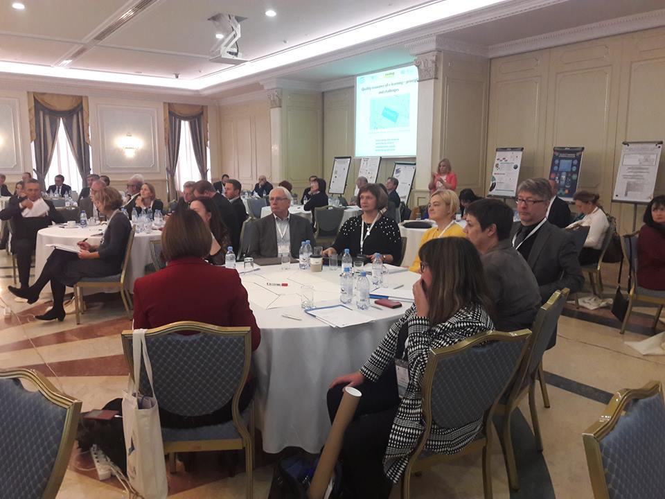 Noritējusi Eiropas augstākās izglītības kvalitātes nodrošināšanas asociācijas Ģenerālā asambleja