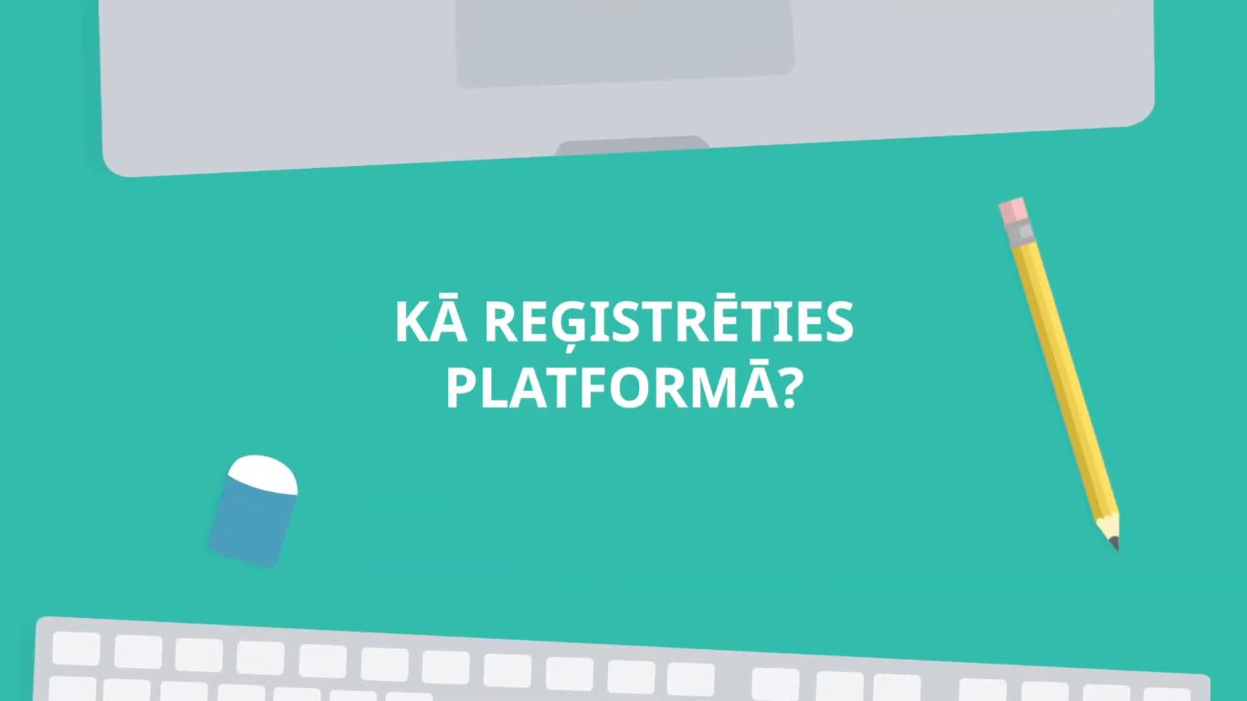Video, kurā ietverta informācija augstskolām par darba uzsākšanu AIKA e-platformā