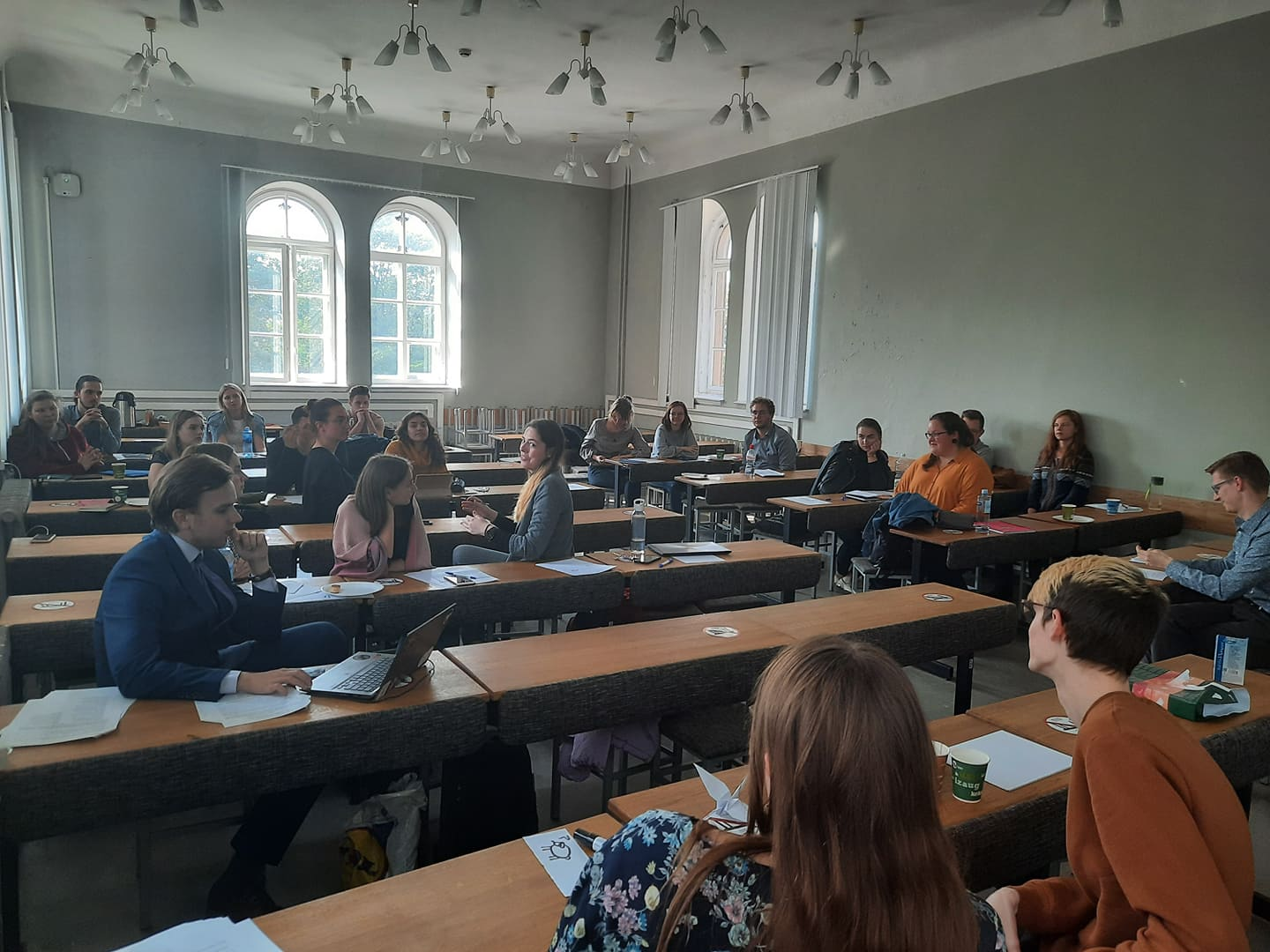 AIKA and the Student Union of Latvia trains student experts for participation in quality assurance procedures